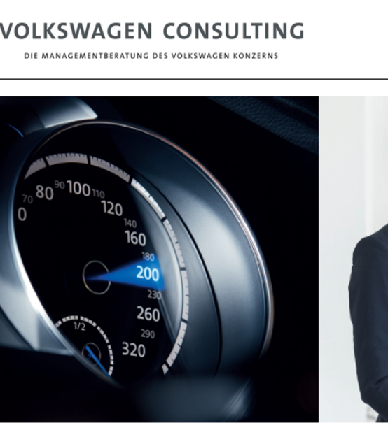 Corporate Event – Volkswagen Consulting